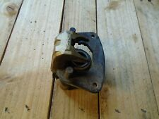 Dinli Quadzilla 450 R Left brake caliper breaking quad