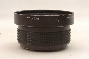 @ Ship in 24 Hrs @ Discount @ Sony Wide Conversion Lens X0.7 VCL-0746 from Japan