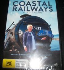 Coastal Railways with Julie Walters  (Australia Region 4) DVD – New