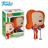 FUNKO POP Who Framed Roger Rabbit Theme Character Pop Star #104 Jessica Rabbit