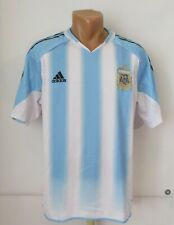 ARGENTINA 2004/2005 HOME FOOTBALL SHIRT SOCCER JERSEY CAMISETA MAGLIA ADIDAS (M)