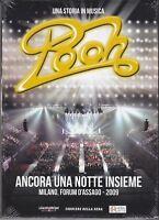 Dvd + Libretto POOH ~ ANCOR UNA NOTTE INSIEME ~ FORUM D'ASSAGO slipcase 2009