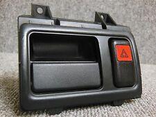 1995 1997 Honda Prelude BB6/7/8 Dash Watch Time Clock with Hazard Switch JDM OEM