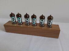 VFD Alarm Clock IV11 VFD tubes by Monjibox Nixie