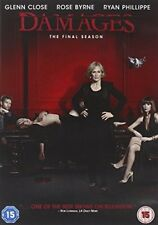 Damages - Season 5 [DVD][Region 2]