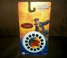 NEW Sealed TREASURE PLANET ~ Three 3D VIEW-MASTER Reels ~ NIP Disney ~ From 2002