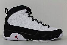 Men's Nike Air Jordan 9 Retro Space Jam White Red Black OG 302370-112 Size 11.5