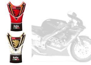 3D Tank Pad Protector Decal Sticker For Aprilia RSV Mille 1998-2003