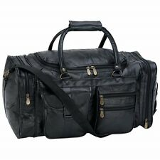 Leather Travel Luggage | eBay