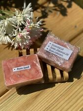 Handmade Soap Rose Spell, Buttermilk, Coconut Oil, Olive Oil