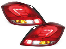 Opel Astra H 5-Türer LED CarDna Rückleuchten Lightbar Rot E.Nummer RO27ALLRC