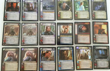 Lord of the ring TCG Rares+ and rares Reflection set