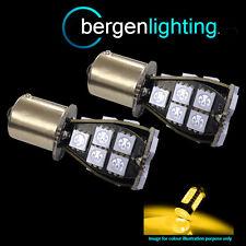 581 BAU15S PY21W XENON AMBRA 21 LED POSTERIORE FRECCIA LAMPADINE CHIARO ri201903