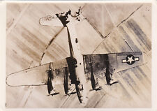 B-17 FLYING FORTRESS PLANE MISSING TAIL  SCARCE  HISTORIAL photograph WW2