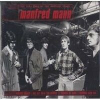 MANFRED MANN - VERY BEST OF THE FONTANA YEARS  CD NEU