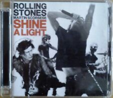 Rolling Stones - Michael Scorsese Shine A Light (CD 2008) Collectable Promo CD