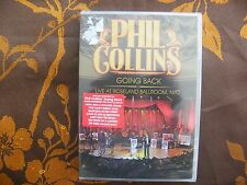 DVD PHIL COLLINS - Going Back / Live At Roseland Ballroon,NYC  Eagle Vision 2010
