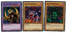 Great Mammoth of Goldfine-Fusion: LCJW_The Snake Hair_Dragon Zombie yugioh