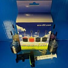 ECO-FILL CANON PIXMA TS3150 TS205 TS 3150 205 305 INK CARTRIDGE REFILL KIT 545/6