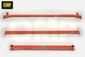 OMP STRUT BRACE COMBO SET FOR ALFA ROMEO 156 2.5 V6