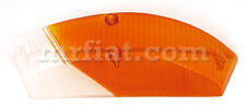 Alfa Romeo Duetto Spider Amber Clear Front Left Turn Light Signal Lens New