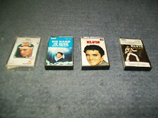 Elvis Presley-Australian Pressings-8 Cassette Tapes