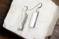 Ruler Earrings Teacher Carpenter 925 sterling silver hooks pewter charms