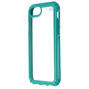 Speck Presidio Case for Apple iPhone 8/ 7/ 6s/ SE(2020) - Clear/Caribbean Blue