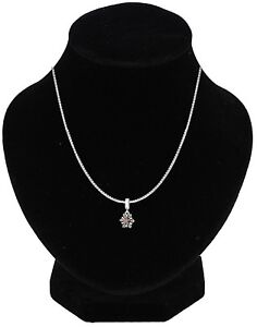 North Star Charm Necklace - 925 Sterling Silver Celestial Jewellery