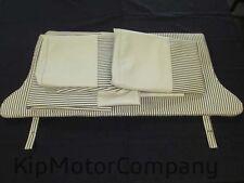 Nash Metropolitan Interior Upholstery Set for EARLY 540 MET