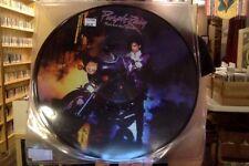 Prince & the Revolution Purple Rain LP Picture Disc vinyl new