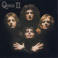 Queen ‎CD Queen II - Europe (EX+/EX+)