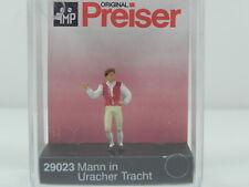 Preiser 29023 H0 Mann in Uracher Tracht