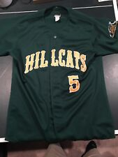 Lynchburg Hillcats Game Used Jordy Mercer Jersey (Pittsburgh Pirates) AA64