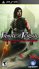 Prince of Persia: The Forgotten Sands, (PSP)