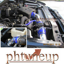 BLUE 2001-2003 FORD EXPLORER SPORT TRAC 4.0 4.0L SOHC AIR INTAKE KIT SYSTEMS
