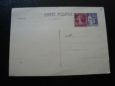 FRANCE - carte entier  (cy13) french