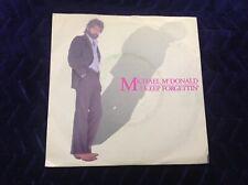 Michael McDonald I keep Forget'in 7 inch vinyl single