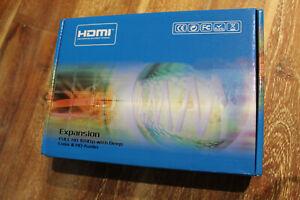 3 x 1 HDMI Switch Ligawo 6518604 NEU