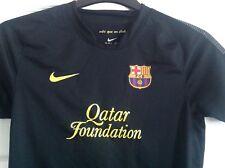 Nike Barcelona black and grey shirt boys 12-13years