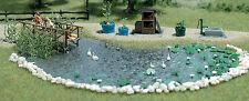 Busch 1210 Garden Pond Set 1:87 H0 amazing detail