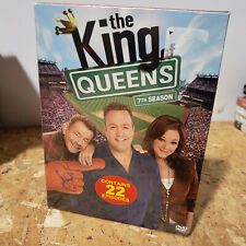 King of Queens 3 DVD Box Set The Complete Seventh 7th Season 7 Brand New 2007