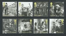 GREAT BRITAIN 2010 BRITAIN ALONE SET OF 8 UNMOUNTED MINT, MNH
