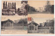 Lot 4 cartes postales anciennes DRÔME LA BEGUDE-DE-MAZENC 1