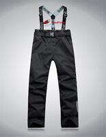 Women Girl Winter Sports Waterproof Snow Pants Sport Ski Trousers Snowboard New