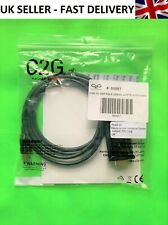 SEALED C2G USB to Serial Adapter FTDI CHIPSET RS232 232 WIN 7 8 & 10 DB9 FT232R