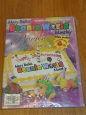 MARY BETHS BEANIE WORLD VOL 2 #1 OCTOBER 1998 US MAGAZINE =