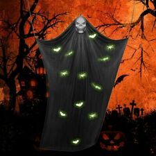 Large Halloween Prop Decoration Hanging Ghost Scary Haunted House Party Supplies