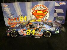 Action NASCAR 1:24 Car Jeff Gordon  #24 Dupont/Superman 1999 Chevy Monte Carlo