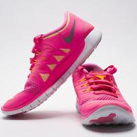 Nike Free 5.0 Pink 6.5Y